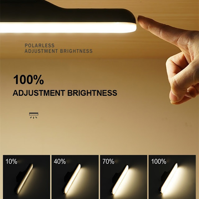 Lampu LED Magnetic Rechargeable