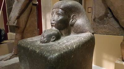 faraonessa e figlio