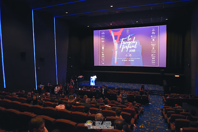 Le French Film Festival 2018 Launching at GSC Pavilion KL, Malaysia