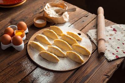 Makanan Organik, Resep coklat kacang mini, membuat makanan organik, memasak makanan organik, organik,