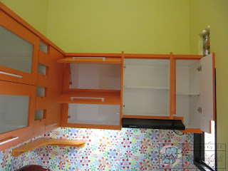 Pesan Lemari Dapur Custom Sesuai Pesanan + Furniture Semarang (Kitchen Set)