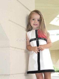 فساتين بنات صغار , ازياء فساتين خروج للبنات الاطفال