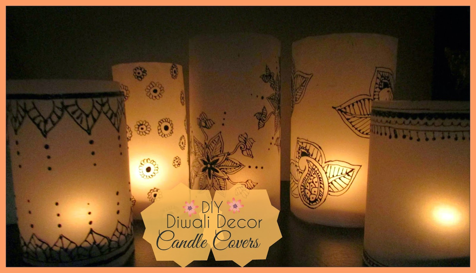 colorful diwali decor, diwali, diwali decor, DIY diwali decor, DIY candle covers, DIY candle shades, how to decorate hose for diwali, how to make candle covers, how to make candle shades at home, candle, diwali candles, candles, white candles, diwali candles, how to decorate candles, decorating candles, designer candles, candles stands, how to make designer candles, how to make designer candles at home, how to make candle stands, how to make candle stands at home, how to make lanp shades, how to make candle shades at home, heena candles,heena design candles, heena design candles at home