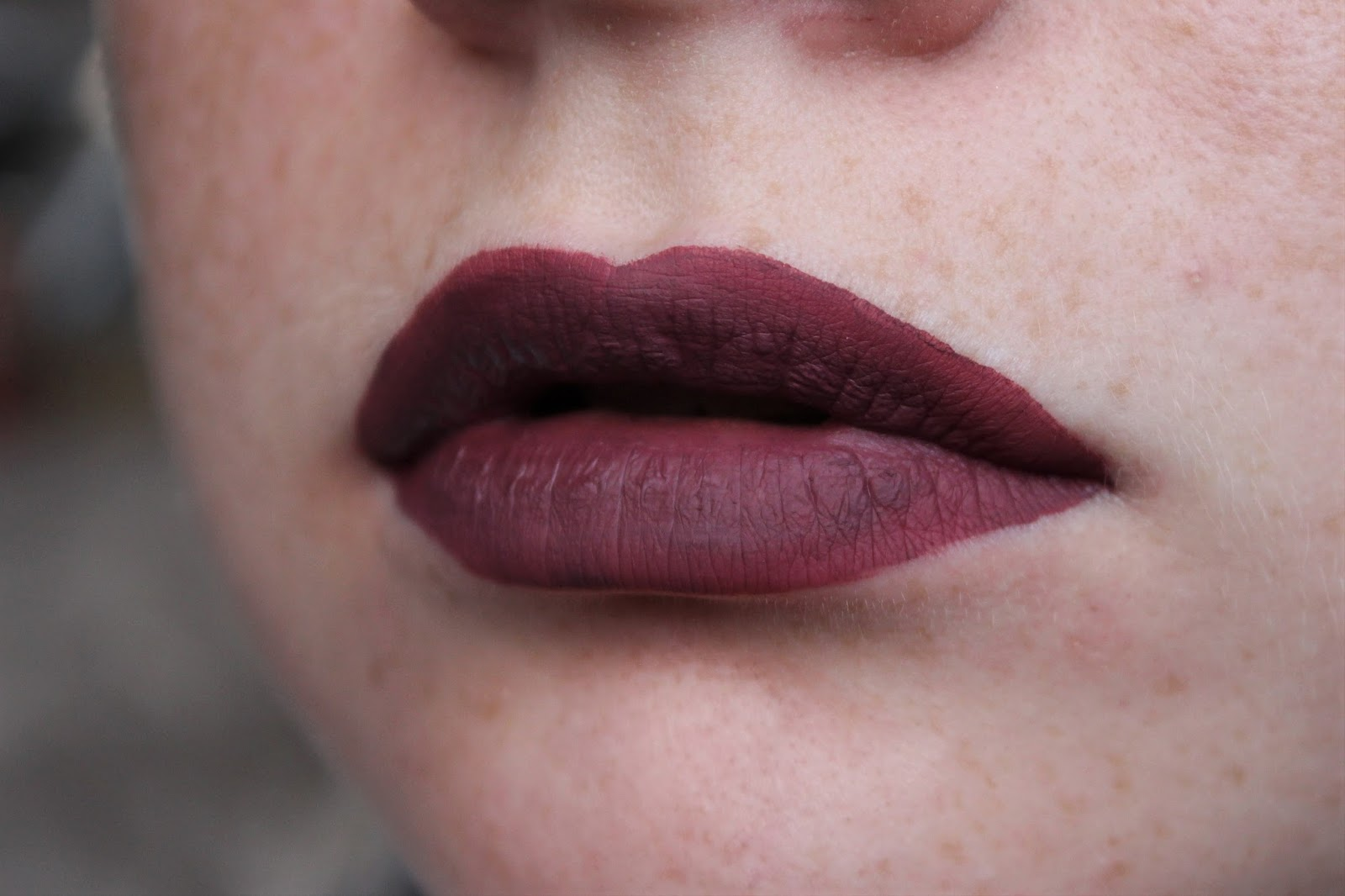 sleek matte me lipstick review