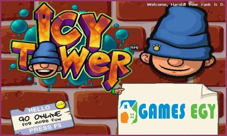 تنزيل لعبة icy tower