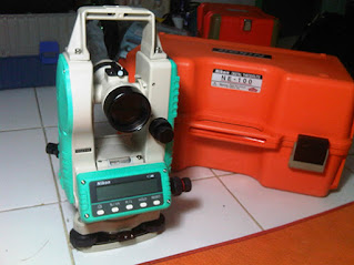 Darmatek Jual Theodolite Nikon NE-102