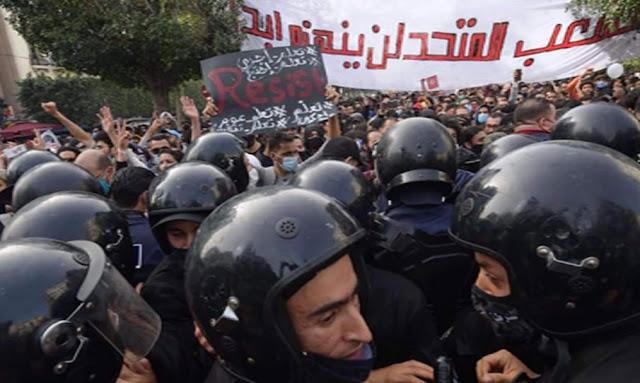 La coalition Soumoud appelle à un référendum sur le régime politique