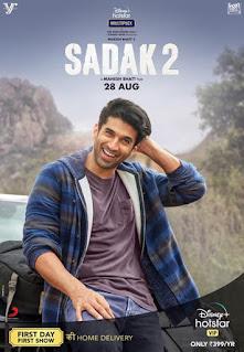 Sadak 2 First Look Poster 3