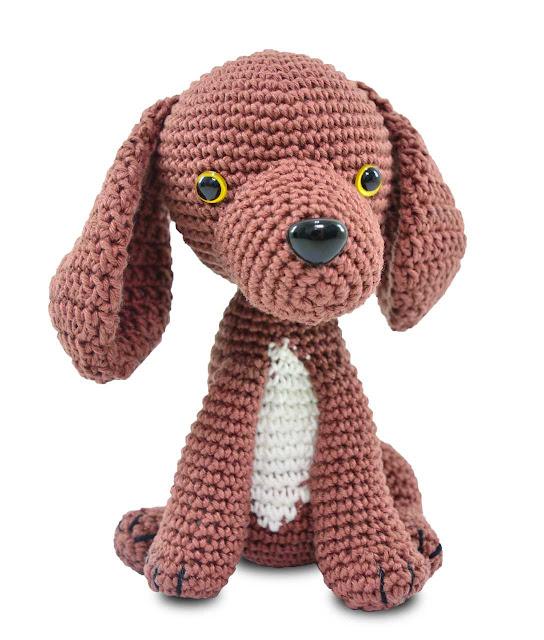 Cachorro Salsicha Amigurumi - Receita Amigurumi Cachorro a - YouTube | 640x544