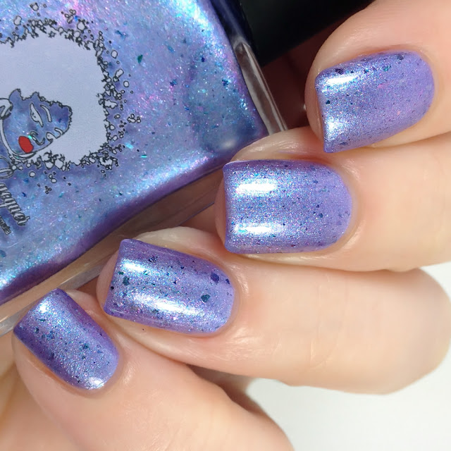 Baby Girl Lacquer-When Doves Cry