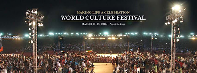 World Cultural festival 2016