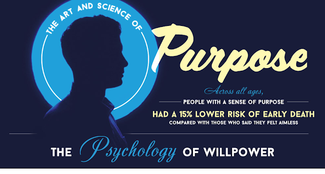 The Art And Science Of Purpose #infographic