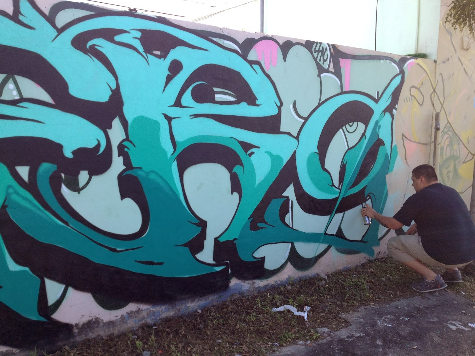 release date: 344ae c39c6 PooLovesBoo: Scenes From Art Basel 2013 Part One