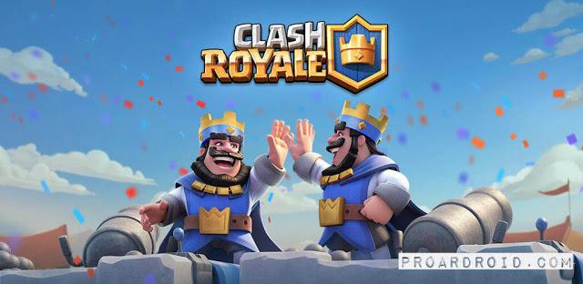 لعبة Clash Royale Apk v3.2.1 مهكرة كاملة للأندرويد (اخر اصدار) logo