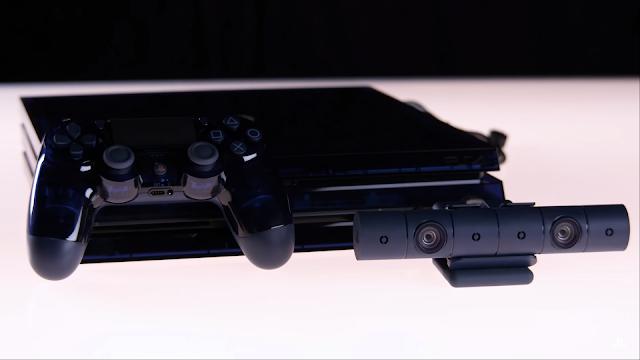 Inilah wujud dari PS4 Pro 500 Million LE saat unboxing