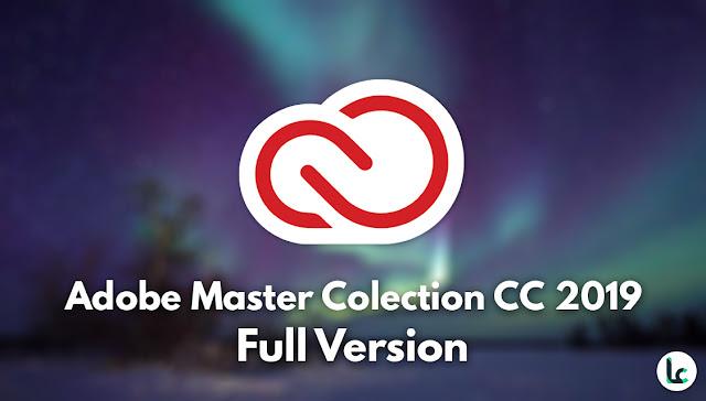 Adobe Master Colection CC 2019