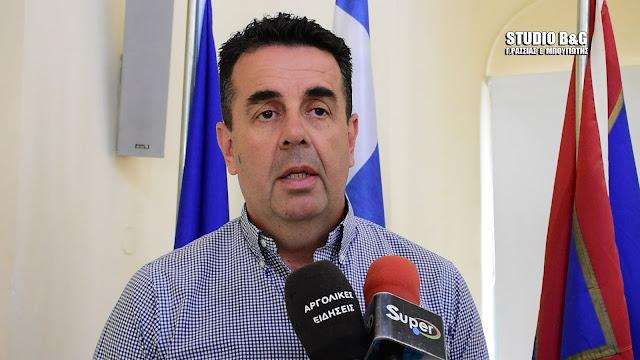 Κωστούρος: Αναγκαία η συνεργασία των αυτοδιοικητικών δομών της Αν. Πελοποννήσου και της Περιφέρειας Πελοποννήσου για την επαναλειτουργία του τρένου