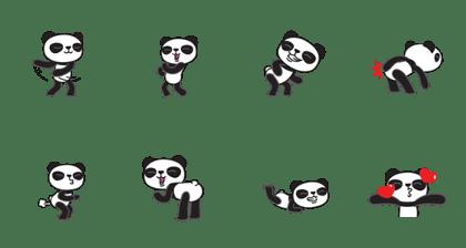 Just Dance : Panda