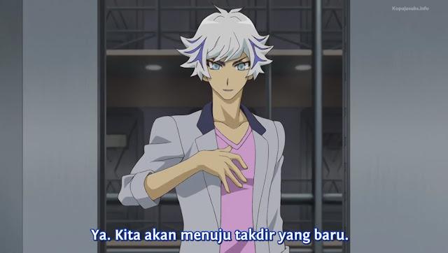 Yu-Gi-Oh! Vrains Episode 59 Subtitle Indonesia