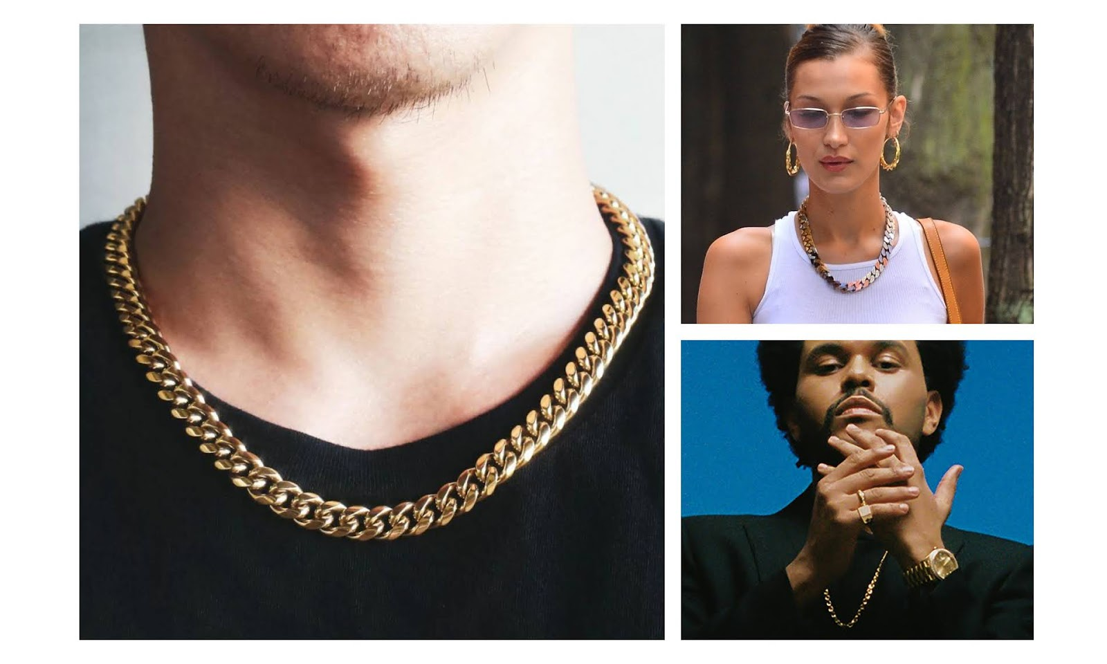 Hip Hop Jewelry Trend featuring Hello Ice