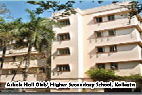 Ashok Hall Girls' Higher Secondary School, Kolkata
