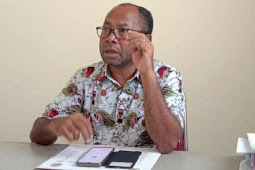 Frits Ramandey Bilang Keji Jika Guru di Beoga Dituding Miliki Pistol
