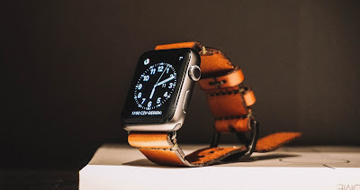 smartwatch,watch,wrist,travel,IOT,internet of things, brown watch