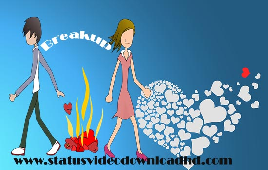 Latest Unique Breakup Whatsapp Status Video Download