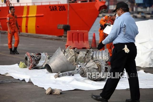 Penyebab Jatuhnya Lion JT 610 Terungkap