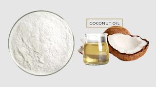 Coconut oil Magnesium Powder Toothpaste