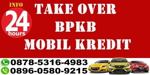 TAKE OVER BPKB MOBIL BANDUNG