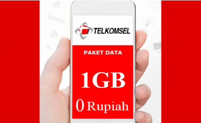 Paket Internet 1 GB Telkomsel