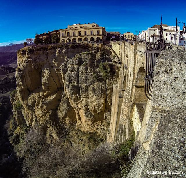 Desfiladeiro do Tajo, Ronda, Andaluzia