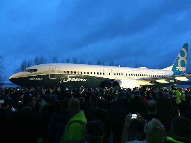Boeing 737 Max | Stock