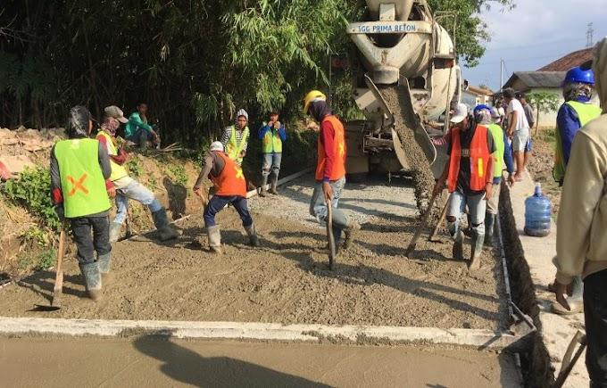 Masa Pandemi Covid-19, DPUPR Kabupaten Serang Sukses Jalankan Program Pembangunan