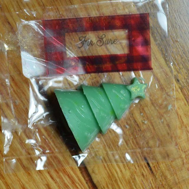 pine wax melt