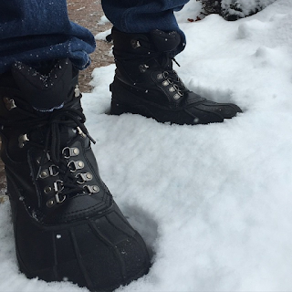 Cold Weather Boots for Rain or Snow