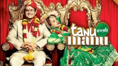 Tanu Weds Manu 2011 Hindi Full Movies Free Download 480p BluRay