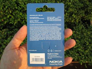 Baterai Nokia BL-4C 6100 6300 Original Nokia