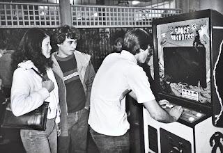 La edad de oro de los videojuegos de Arcade