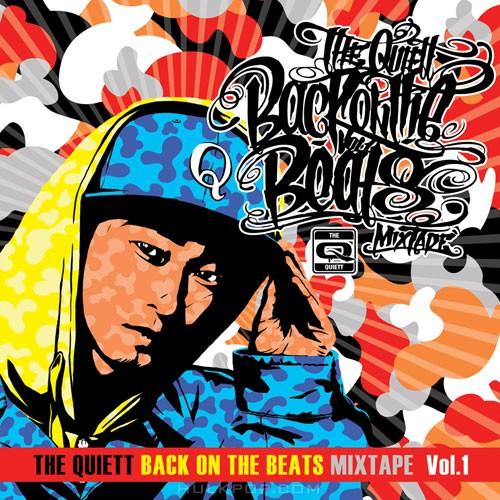 The Quiett – Back On The Beats Mixtape Vol.1