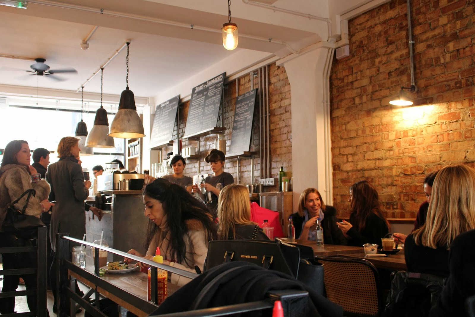 The Good Life Eatery Vegan London