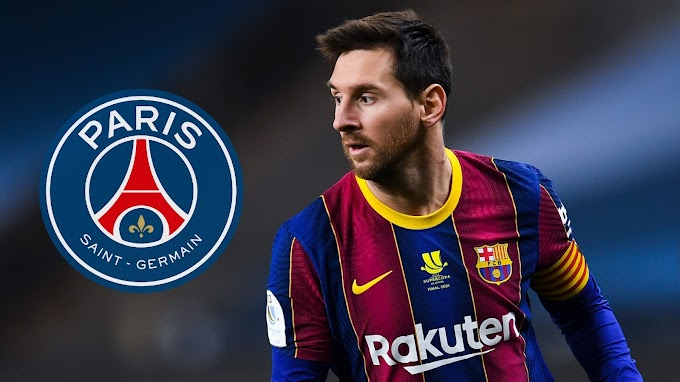Lionel Messi agrees to join Paris Saint-Germain on two-year contract after Barcelona exit