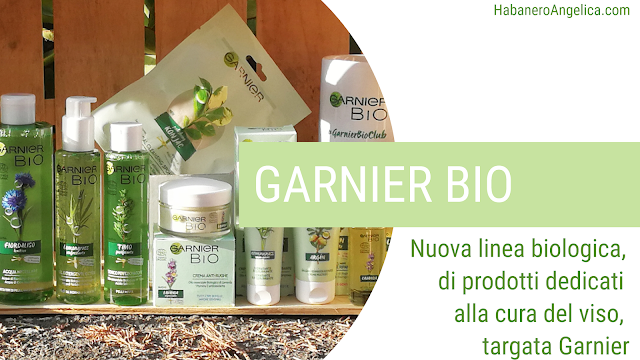 Linea Garnier biologica certificata ecocert
