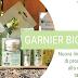 Garnier BIO - Nuova linea CERTIFICATA ECOCERT