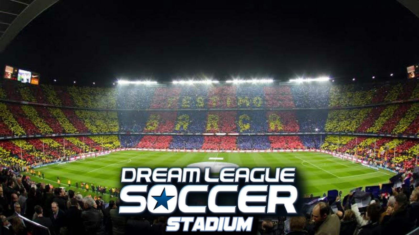 Download FC Barcelona Stadium in Dream League Soccer - DLS19