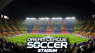 DLS 19 Barcelona Stadium