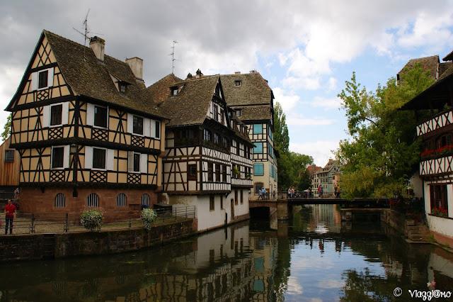 Il Quartiere della Petit France a Strasburgo