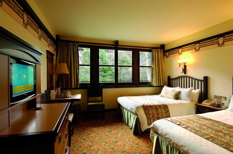 Disneyland Paris Hotel Camere : Cambio di nome per le camere degli hotel disney a disneyland paris