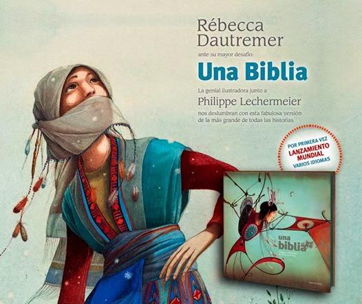 Una biblia Rébecca Dautremer Poster